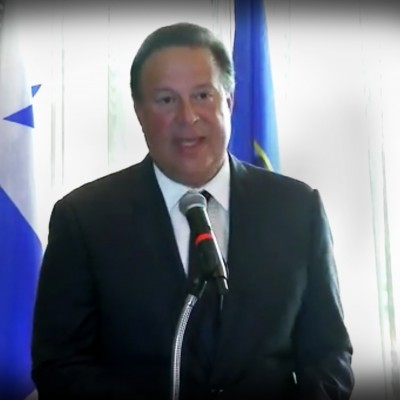 Presidente Juan Carlos Varela