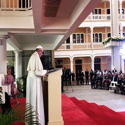 Discurso del Santo Padre Papa Fancisco