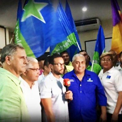 Directorio Nacional de Partido Popular recomienda mantener la alianza con Panameñistas