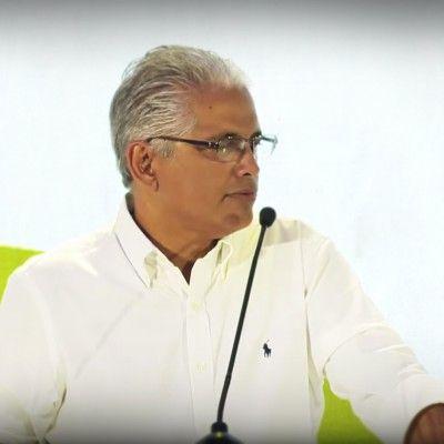 José I. Blandón candidato presidencial de nuestro partido