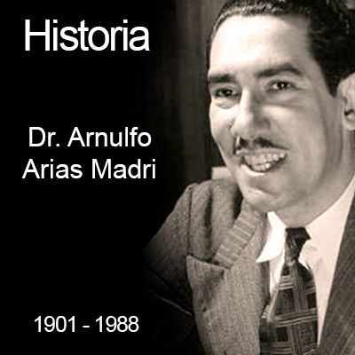 Dr. Arnulfo Arias Madrid