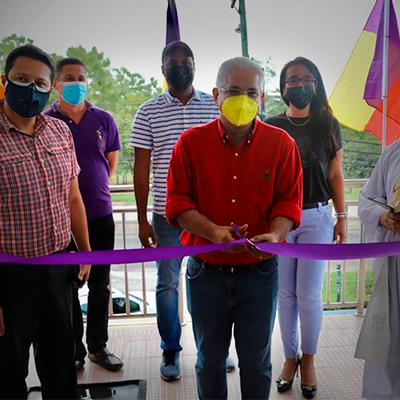 Nueva sede panameñista en Arraiján