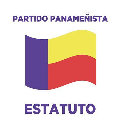 Estatuto del partido Panameñista 2019