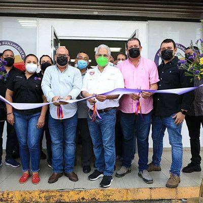 Inauguración de la sede Provincial de Panamá Oeste
