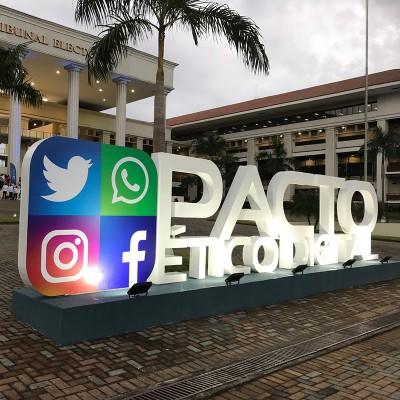 Panameñismo firma el Pacto Ético Digital