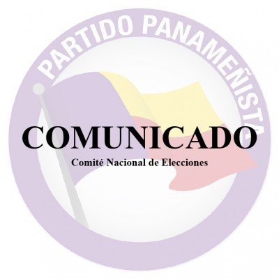 Comunicado CNE